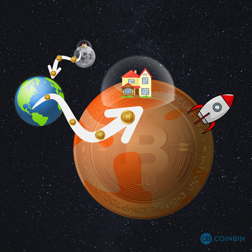 Bitcoin Be the Official Currency of Mars