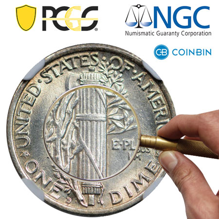 Coin Grading and Certification