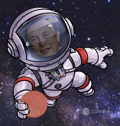 Elon Musk 1909 VDB Penny